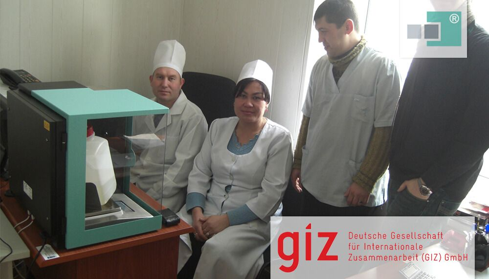 project with GIZ in Asia